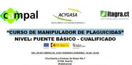 CURSO DE MANIPULADOR DE PLAGUICIDAS